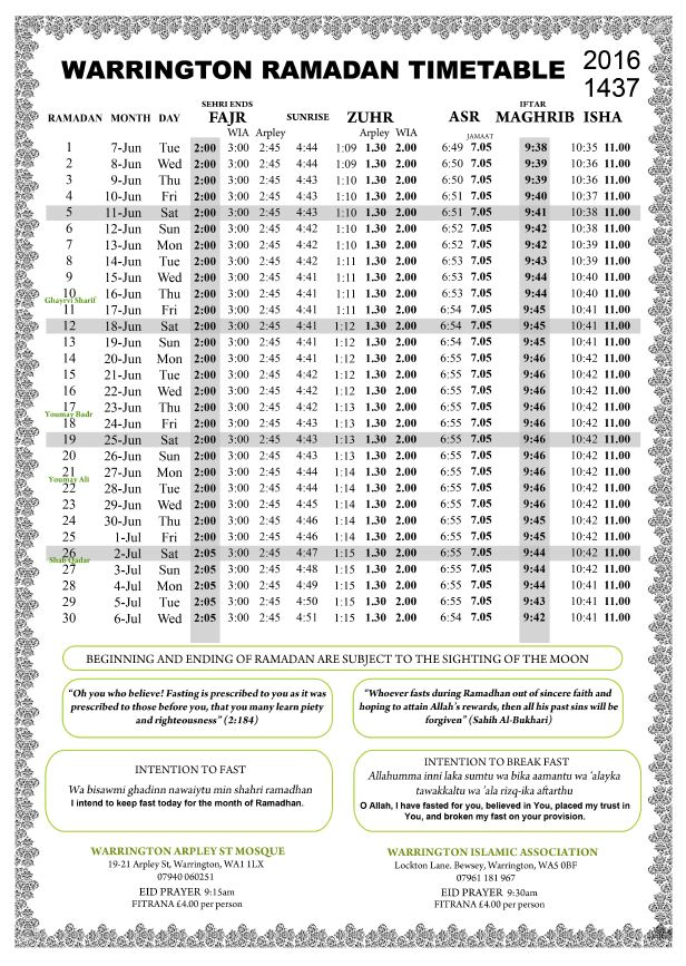Ramadan-2016-timetable-Warrington