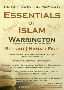 Essentials of Islam